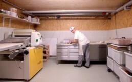 Impressionen der Räumlichkeiten im Welt-Gewerbehof © Kai Dietrich / IBA Hamburg GmbH