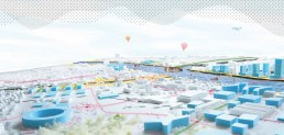 Visualisation of the project 3LAND © VISUALISIERUNG: LIN
